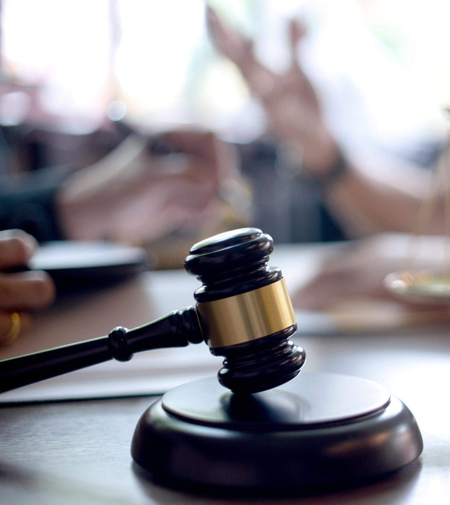 Prowadzenie postępowań sądowych
